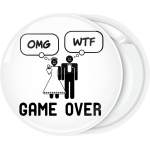 Κονκάρδα Game Over OMG WTF