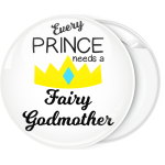 Κονκάρδα Every prince needs a fairy godmother