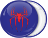 Μπλε Κονκάρδα Spider man αράχνη