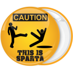 Κονκάρδα This is Sparta Caution gradient