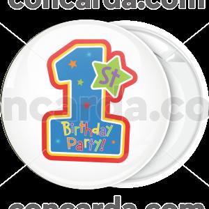 Κονκάρδα 1st Birthday Party
