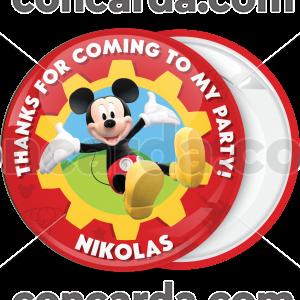 Κονκάρδα Mickey Mouse τραμπολίνο