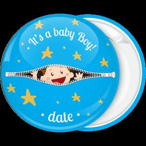 Κονκάρδα Its a baby boy zip