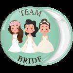 Κονκάρδα γάμου Team Bride the friends