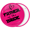 Κονκάρδα father of the bride collection flat ροζ