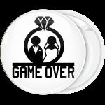Κονκάρδα Game Over δαχτυλίδι
