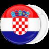 Κονκάρδα σημαία Κροατία