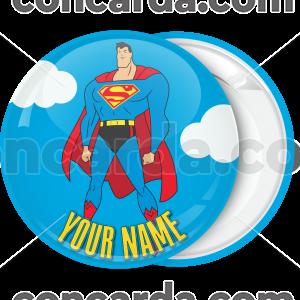 Kονκάρδα βάπτισης Superman Brave