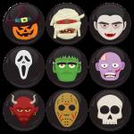 Σετ εννέα κονκάρδες avatar monsters