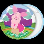 Κονκάρδα βάπτισης Winnie the Pooh porky