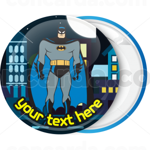 Kονκάρδα βάπτισης Batman in the city night