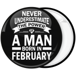 Κονκάρδα Never underestimate the power of a man born in
