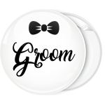 Κονκάρδα groom στρογγυλό παπιγιόν