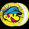 Κονκάρδα supermario head