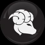 Κονκάρδα Ζώδια Κριός black collection