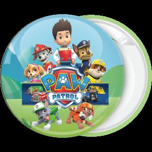 Κονκάρδα παιδικού πάρτυ Paw Patrols team