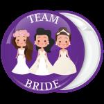 Κονκάρδα bachelor Team Bride the friends μωβ