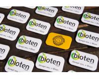 Κονκάρδες προσωπικού Bioten
