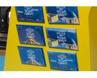 Τουριστικές κονκάρδες μαγνητάκια ψυγείου