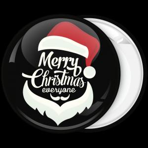 Κονκάρδα Merry Christmas everyone Santa