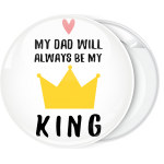 Κονκάρδα My dad is my king