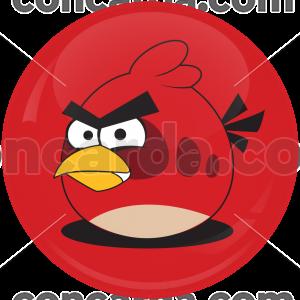 Κονκάρδα red angry bird