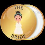 Kονκάρδα The Bride Dilly χρυσή