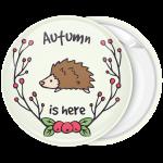 Κονκάρδα Autumn is here σκαντζοχοιράκι