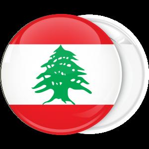 Κονκάρδα σημαία Λιβάνου