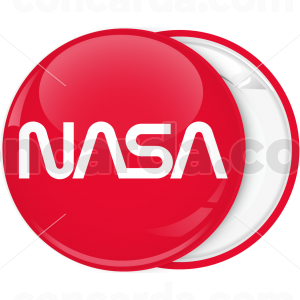 Κονκάρδα NASA κόκκινη
