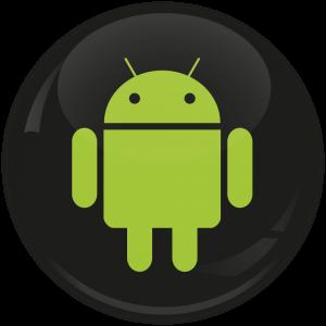 Κονκάρδα Android μαύρη