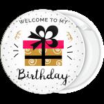 Κονκάρδα Welcome to my Birthday
