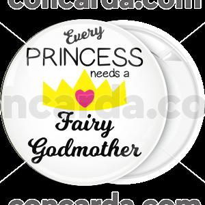 Κονκάρδα Every princess needs a fairy godmother