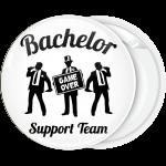 Κονκάρδα Bachelor Support team Game Over