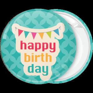 Κονκάρδα γενεθλίων Happy birthday garland