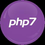 Κονκάρδα php 7 purple