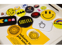 Smile,  Pac man and more