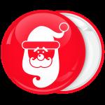 Minimal κονκάρδα Χριστουγέννων Άγιος Βασίλης