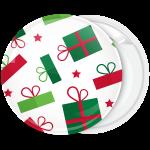Κονκάρδα Χριστουγεννιάτικη μπάλα δώρα