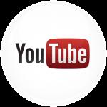 Κονκάρδα Youtube λευκή