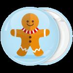 Κονκάρδα Χριστουγεννιάτικα στοιχεία Gingerbread