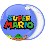 Κονκάρδα super mario classic logo