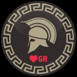 Souvenir από Ελλάδα - Περικεφαλαία
