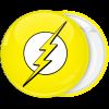 Κονκάρδα flash αστραπή