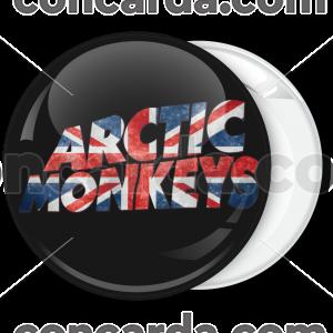 Κονκάρδα Arctic Monkeys logo UK