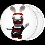 Κονκάρδα Rayman Raving Rabbids coca cola