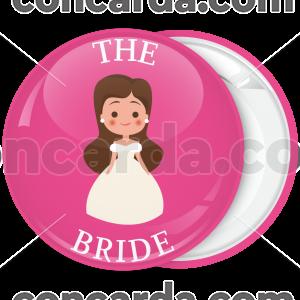 Kονκάρδα bachelor The Bride Billy ροζ