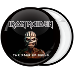 Κονκάρδα Iron Maiden The book of souls