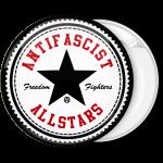 Κονκάρδα Antifastic Allstars μαύρο περίγραμμα