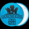 Κονκάρδα Paintball Blue Team